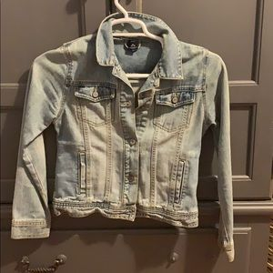 Gap Kids Jean jacket XXL (14-16) perfect condition